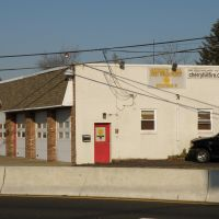 Cherry Hill Fire Station , Cherry Hill , New Jersey ., Черри-Хилл