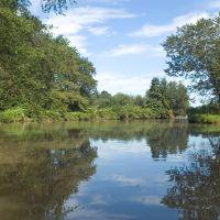 Cooper River, Черри-Хилл