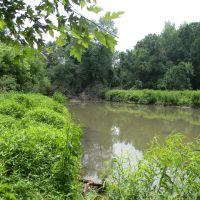 Cooper River, Greenwald Park, Черри-Хилл