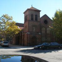 abandoned church at 122nd street, Эджуотер