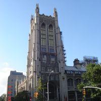 Union Theological Seminary, Эджуотер