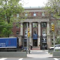 Barnard College, Эджуотер
