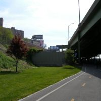 Hudson River Greenway, Эджуотер
