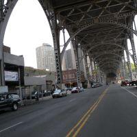 12th Below Riverside Ave Viaduct Above, Эджуотер