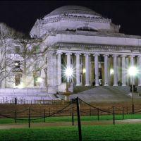 Columbia University - Low Memorial Library, Эджуотер