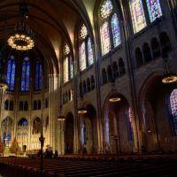 NYC Inside the Riverside Church, Эджуотер