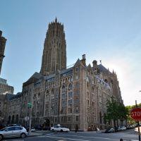 The Riverside Church of New York., Эджуотер