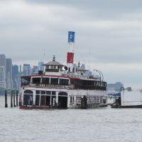 Sunken Binghamton Ferry, Эджуотер