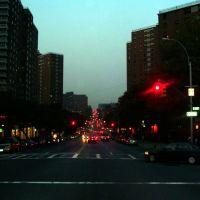 upper Manhattan  @ West 123 St. & Amsterdam Ave, Эджуотер