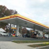 shell gas, Эдисон