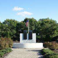 Edison Township 9/11 Memorial, 8/17/11, Эдисон