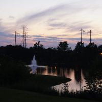 Twilight Over Twilight Over Lake Papaianni, June 14, 2012, Эдисон