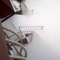 Snow Storm, Эдисон