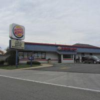 Burger King, Элизабет