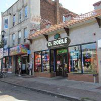 El Roble Bakery, Элизабет
