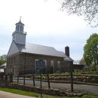 Connecticut Farms Church, Юнион