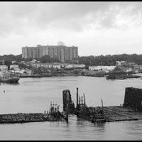 Hurricane Sandy aftermath, Арлингтон