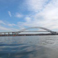 Bayonne Bridge, Арлингтон