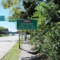 EZ Pass Sign, Арлингтон