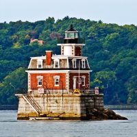 Hudson-Athens Lighthouse, Атенс