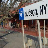 Hudson Amtrak, Атенс