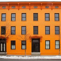 Warren Street, Hudson NY, Атенс