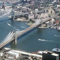 View from World Trade Center, Балдвин