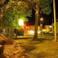 Main Street and Teller at Night, Бикон