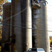 coal silos?, Бикон