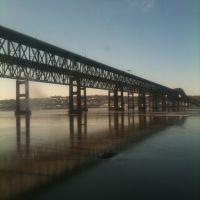 View of Newburgh-Beacon Bridge, Beacon, NY 12508, USA, Бикон