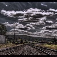 train tracks, Бингамтон