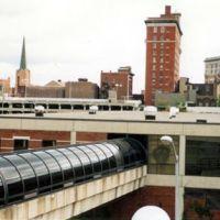 (copyrighted)   Metro Center Walkover 70s, Бингамтон