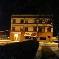 little venice at night, Бингамтон