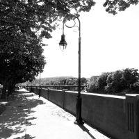 copyrighted__  Wall Street Chenango River, Бингамтон
