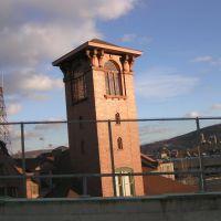 Lackawanna Train Station & Marconi Tower, Бингамтон