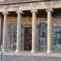(copyrighted) abandoned masonic temple, Бингамтон