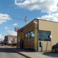 (copyrighted) DMV - former bank - auctioned nov2015, Бингамтон