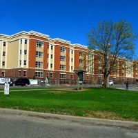Twin River Commons 4/4/12 (Binghamton Univ.) to open aug 12, Бингамтон