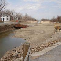 Erie Canal Lock 33 4/09, Брайтон