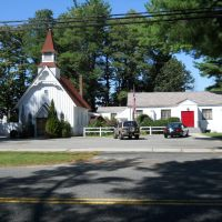 Christ Episcopal Church, Brentwood, NY, Брентвуд