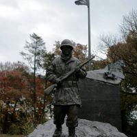 """Memorial for the """"forgotten war""""., Броквэй"""
