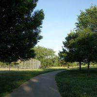 Kissena Park on Kissena Blvd & Rose Ave, Queens, NY., Броквэй