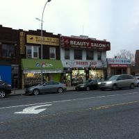 Flushing, Queens. New York. U.S.A., Броквэй