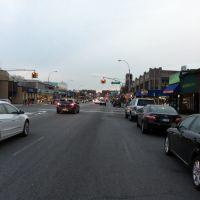 Flushing New York., Броквэй