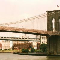 Brooklin Bridge, Бруклин