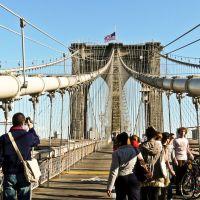 PUENTE DE BROOKLYN / BROOKLYN BRIDGE, Бруклин