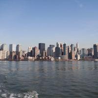 Invierno III. New York., Бруклин
