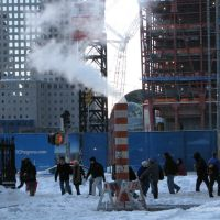 Dec.2010 New York City (World Trade Center site - Ground Zero), Бруклин