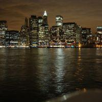 Manhattan desde Brooklyn, Бруклин