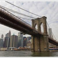 Brooklyn Bridge, Бруклин